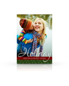 Holiday Greetings Card