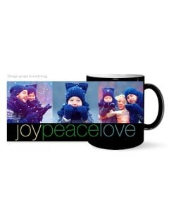 Joy Peace Love Mug