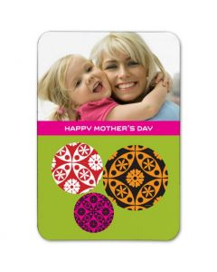 Mother's Day Spheres 2.5X3.5 Magnet