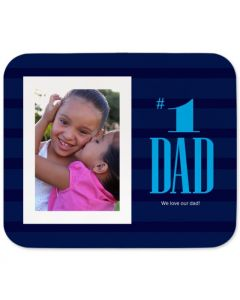 First Rate Dad Mouse Pad