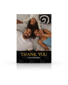 Sentiments Thank You Card