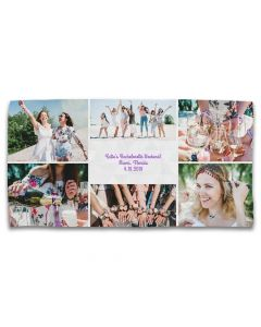 Party Time Photo Towel
