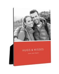 Hugs & Kisses Photo Panel