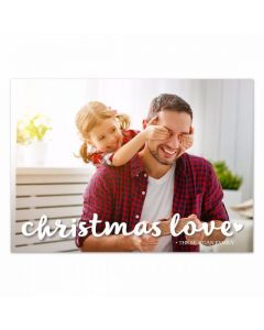 Christmas Love Card