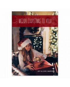 Christmas To You Card