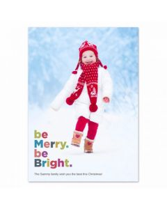 Be Bright Card