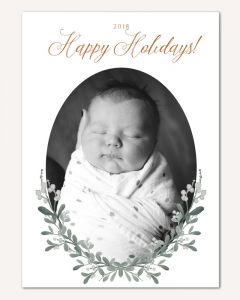 Holiday Present 5x7 Card