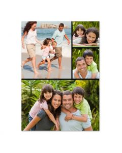 Fun Time 4 Photo Collage Print