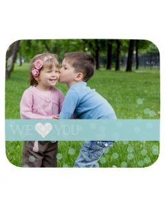 We Love You Mouse Pad