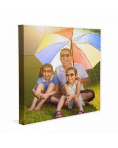 Personalized Wrapped Canvas Print