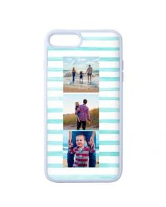 Blue Stripe iPhone Bumper Case