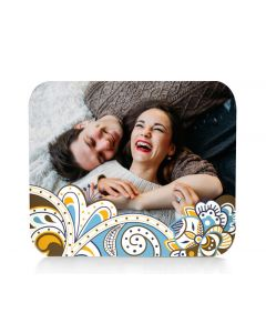 Modern Paisley Mouse Pad