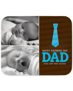 Dad's Tie Mouse Pad