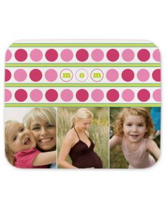 Dots Mom Mouse Pad