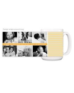 Mom Collage Mug