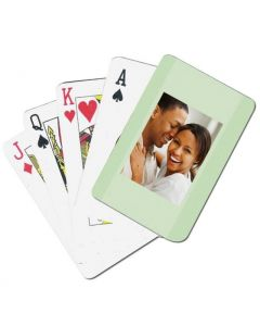 Bouquet Custom Playing Cards