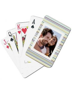 Strips Custom Playing Cards